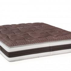 Saltea Pocket Memory Chocolate, 1200 arcuri individuale