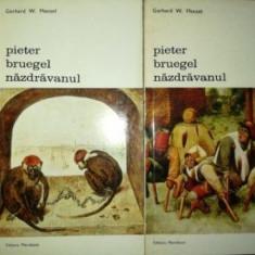 Pieter Bruegel nazdravanul 1, 2- Gerhard W. Manzel
