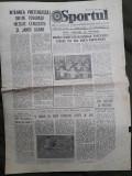 Ziarul Sportul din 17 iunie 1977