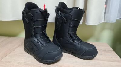 Boots Burton Moto marimea 44 - 45 foto