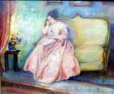 Petre Jinga, Lectura pe canapea