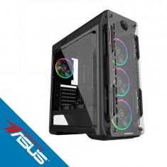Sistem desktop Enforcer V3 Powered by ASUS AMD Ryzen 7 2700X Octa Core 3.7 GHz 16GB DDR4 nVidia GeForce RTX 2080 8GB GDDR6 SSD 480GB HDD 2TB FreeDos B