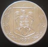 Moneda 500 Lei - ROMANIA, anul 1999 *cod 299 - ALUMINIU