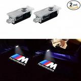 Holograme BMW proiectoare led lumini ghost shadow BMW M PERFORMANCe