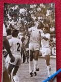 Foto (de presa) fotbal - faza din meciul SPORTUL Studentesc-VICTORIA Bucuresti