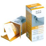 Crema bio protectie solara inalta FPS 30 Eco Cosmetics 75ml
