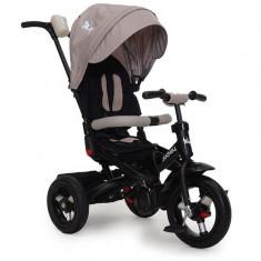 Tricicleta Copii Moni Jockey Beige