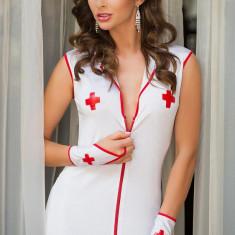 Costum - asistenta sexy - S/M