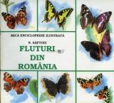 Cumpara ieftin Fluturi din Romania- N. Saftoiu, Atanasie Saftoiu, 1998