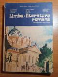 Manual limba si literatura romana pentru clasa a 11-a - din anul 1997, Clasa 11, Limba Romana