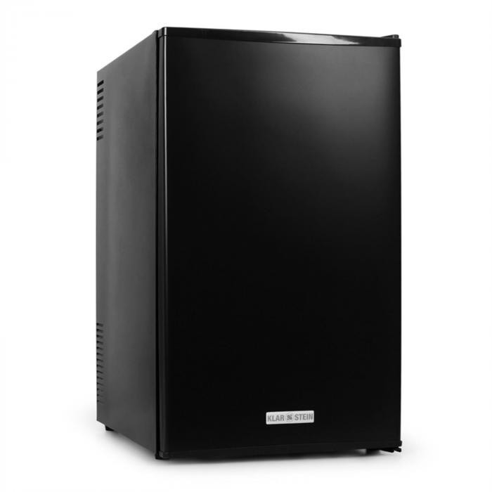 Klarstein Klarstein MKS-9, 66 l, neagră, minibar, mini frigider, frigider de cameră, clasa de energie A