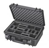 Hard case MAX430CAM pentru echipamente de studio