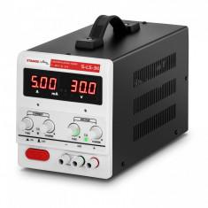 Sursa tensiune de laborator 0-30V 0-5A DC 150 W 10021064 Stamos Soldering foto