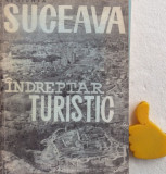 Regiunea Suceava Indreptar turistic George Sidorovici + harta