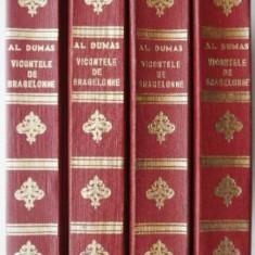 Vicontele de Bragelonne (4 volume) – Al. Dumas