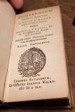 Carte veche in limba latia