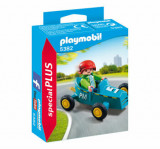 Cumpara ieftin Playmobil Figures - Baietel cu cart