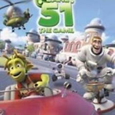 Joc Nintendo Wii Planet 51 - The Game
