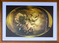 Tablou canvas 34 x 25 cm foto
