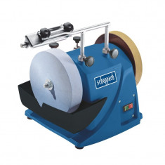 Sistem de ascutire TIGER 2000S 120 W Scheppach SCH89490916 O200mm, De banc, Retea electrica