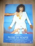 Afis Film - Pasare de noapte -Italia-cu Serena Grandi si Fabio Sartor , dim.=44x