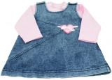 Sarafan cu bluzita pentru fetite-Dino Dini DD1, Gri