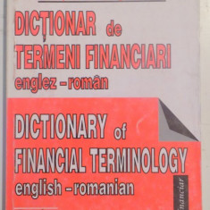 DICTIONAR DE TERMENI FINANCIARI ENGLEZ-ROMAN