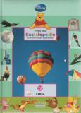 Cerul – colectia Prima mea enciclopedie cu Winnie Ursuletul si prietenii, Disney