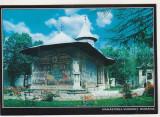 Bnk cp Manastirea Voronet - Vedere generala ( sud-vest ) - necirculata, Printata