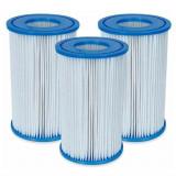 Intex Cartuș filtrant, 3 buc., 29003