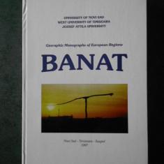 GEOGRAPHIC MONOGRAPHS OF EUROPEAN REGIONS - BANAT (1997)