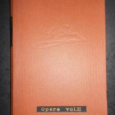 MIHAI EMINESCU - OPERE volumul 11  (editie critica intemeiata de Perpessicius)