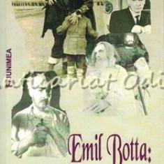 Emil Botta: Caderea Din Spectacol - Carmelia Leonte - Dedicatie Si Autograf