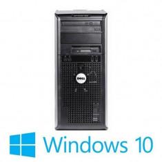 PC Refurbished Dell Optiplex 380 MT, Core 2 Quad Q8300, Win 10 Home