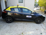 Husa auto dedicate Renault Megane 3 hatchback. FRACTIONATE. Calitate Premium ManiaCars
