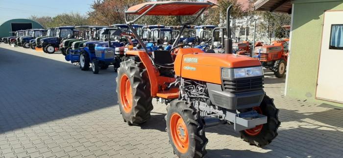 Tractor japonez 4x4 , 45 CP
