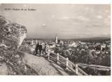 CPIB 15781 CARTE POSTALA - CLUJ. VEDERE DE PE CETATUIE, RPR, Circulata, Fotografie
