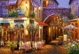 Puzzle Castorland - Evening In Provence 1.000 piese (104123)