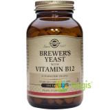 Brewer's Yeast cu Vit. B12 500mg 250tb (Drojdie de bere)