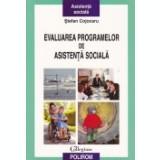 Evaluarea programelor de asistenta sociala