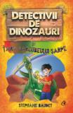 Detectivii de dinozauri în țara curcubeului - șarpe (Vol.4)