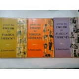 Present day english for foreign students vol. 1+2+3
