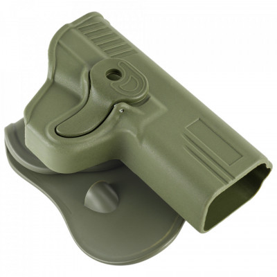 Toc / Holster Smith & Wesson M&P Olive Ultimate Tactical foto