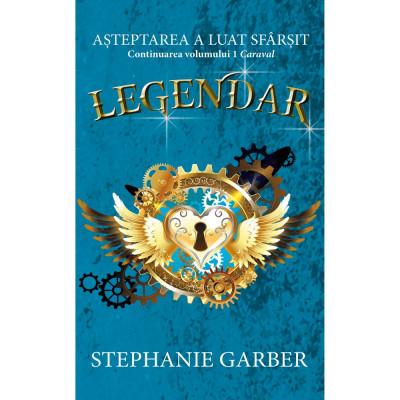 Legendar - vol II Caraval, Stephanie Garber foto