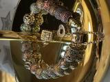 Bratara Pandora argint 925 completa originala cu charmuri pave