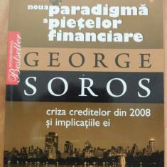 Noua paradigma a pietelor financiare de George Soros