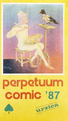Perpetuum comic 87 foto