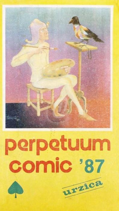 Perpetuum comic 87