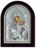 Icoana Argintata 10X14cm Maica Domnului de la Bethleem,Cod Produs:1639