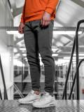Cumpara ieftin Pantaloni de trening bărbați gri-antracit Bolf JX8935